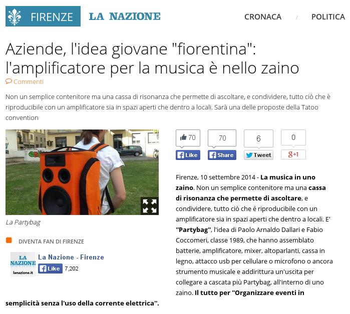 La Nazione Firenze