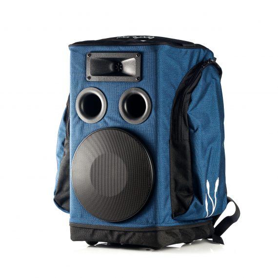 zaino cassa partybag 6 blu