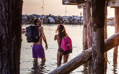 Noleggiare Partybag: un nuovo classico dell'estate italiana